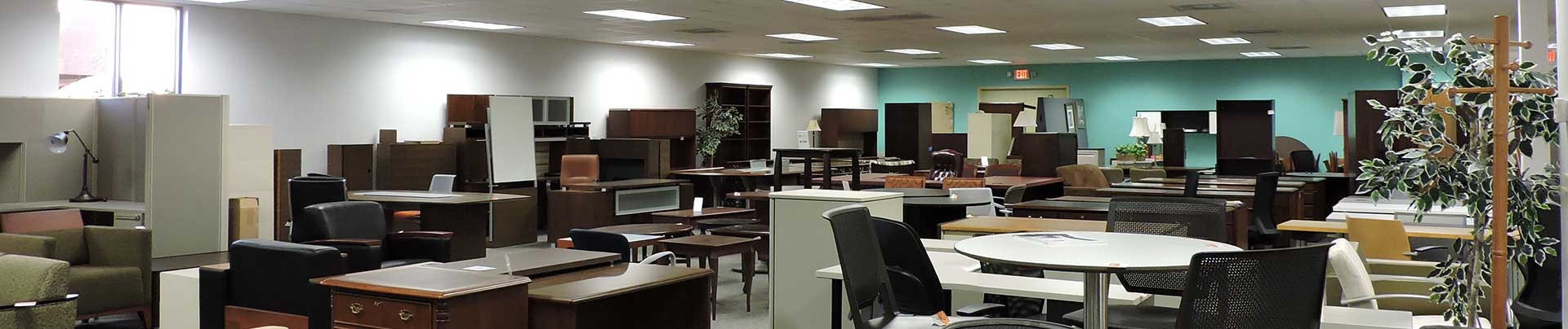 used office furniture | richmond office interiors