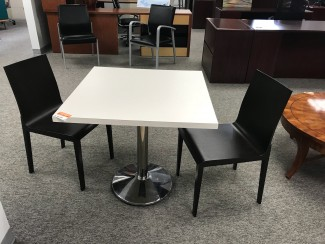 Square Break Room Table
