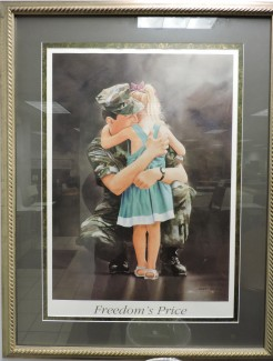 Freedom's Price Painting in Richmond VA