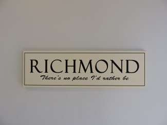 Richmond Sign