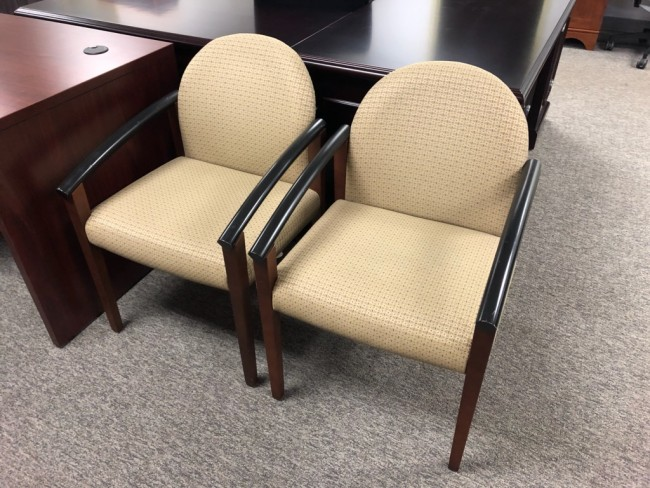 Beige/Cream Side Chairs