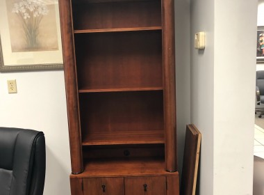 Cherry Bookcase/Storage