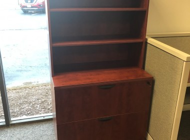 Bookcase/Lateral Combo