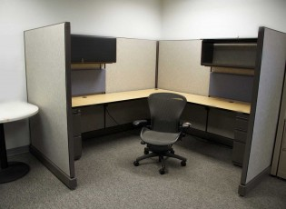 cubicle or workstation